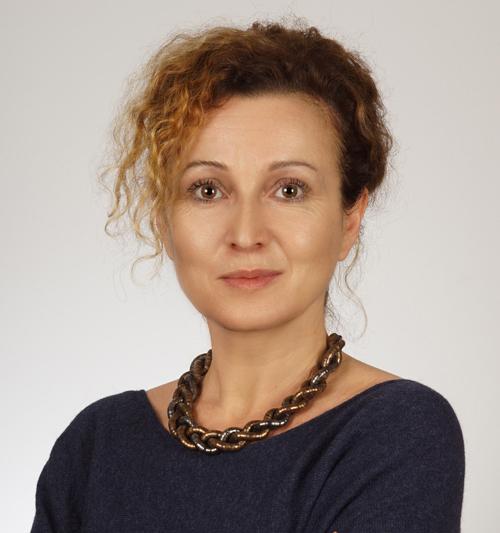 Die Mediatorin Ewa Tacke